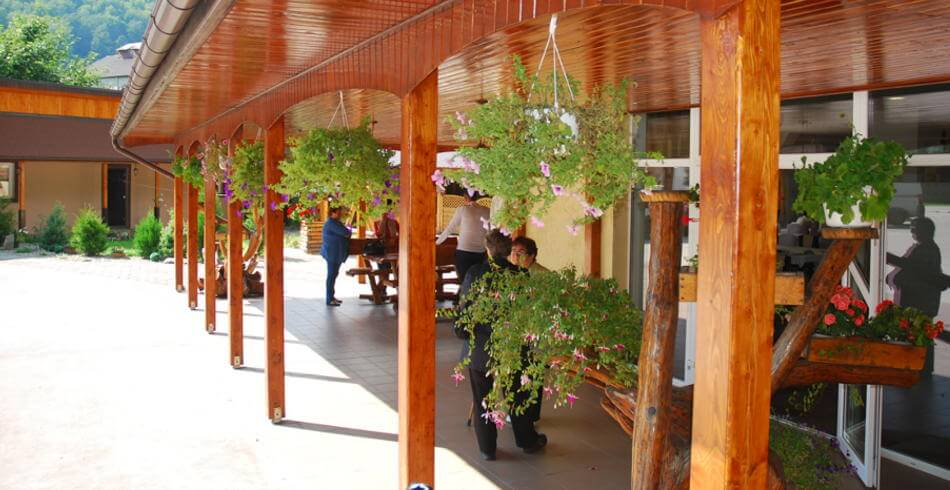 Pensiune, cazare, restaurant, Anina: Roua Florilor